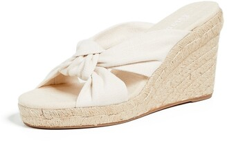 Soludos Women's Knotted Wedge Espadrilles