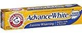 Arm & Hammer Advance White Baking Soda & Peroxide Toothpaste, Extreme Whitening 4.3 oz (Pack of 24)