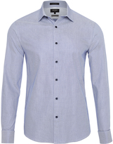 Oxford Beckton Frnch Cuff Shirt Blue X