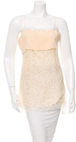 ADAM by Adam Lippes Sleeveless Lace Top w/ Tags