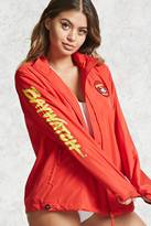 Forever 21 Baywatch Graphic Windbreaker