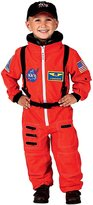 Aeromax Jr. Astronaut Suit & Cap - M (6-8)