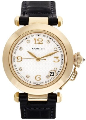 Cartier 2000 pre-owned Pasha 35mm