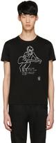 Diet Butcher Slim Skin Black Scribble T-shirt