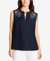 William Rast Anaya Embroidered Shirt