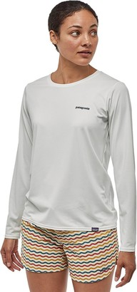 Patagonia Capilene Cool Daily Graphic Long-Sleeve Shirt - Women's
