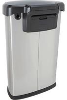 Simplehuman 45L Semi-Round Sensor Trash Can - Fingerprint-Proof