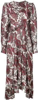 Isabel Marant Jorja paisley-print dress