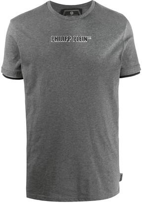Philipp Plein crew-neck logo T-shirt