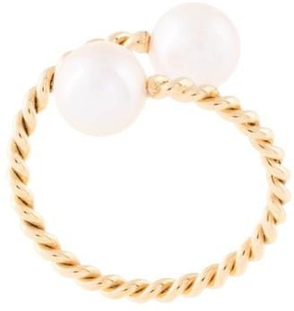 Imai Torsade pearl ring