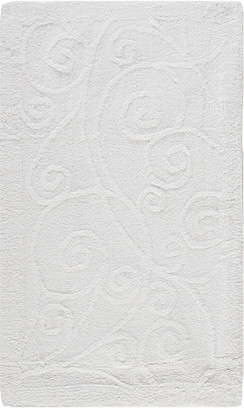 Safavieh Set Of 2 Vine Scroll Bath Mat