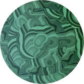 Tisch New York Malachite Print Wood Placemats Set 2
