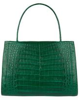 Nancy Gonzalez Medium Crocodile Wallis Tote Bag