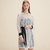 Maje Short lace dress