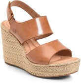 Thumbnail for your product : Børn Shoshone Platform Wedge Sandal