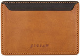 Contrast Leather Card Holder