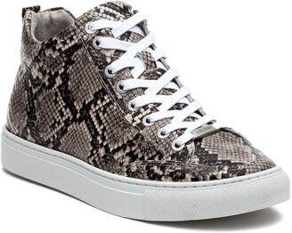 J/Slides Ludlow Platform High Top Sneaker