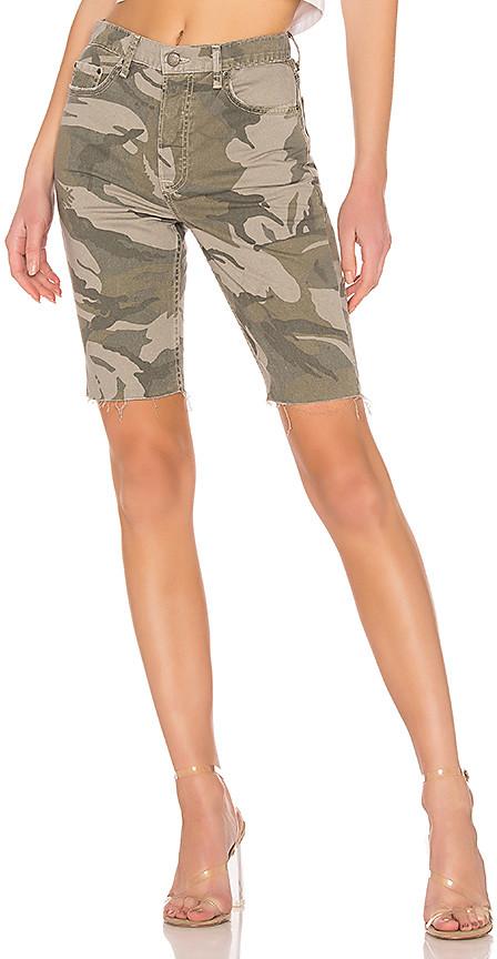 GRLFRND Beverly High-Rise Long Short.