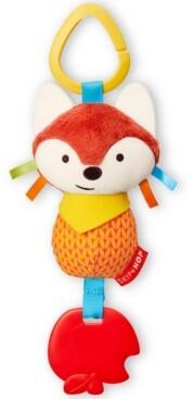 Skip Hop Bandana Buddies Fox Chime & Teethe Toy