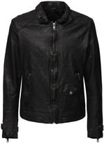 Be Edgy Be Paul Leather Jacket