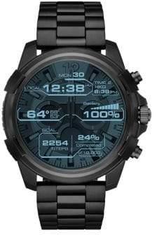 Diesel Full Guard Black Touchscreen Watch