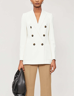 Reiss Astrid wool-blend blazer