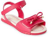 Pampili Toddler/Kids Girls) Pink Candy Two-Piece Sandals