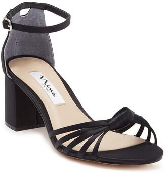 Nina Nidiah Strappy Heeled Sandal