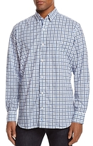 Tailorbyrd Great Sandy Check Classic Fit Button-Down