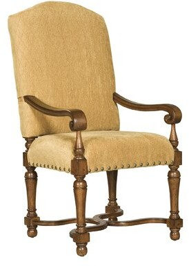 Ian Upholstered Dining Chair Hekman