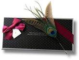AlinaFashionExpress Men's Peacock Feather Lapel Stick Pin