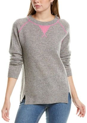 Hannah Rose Luxe Lounge Cashmere Sweater