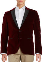 HUGO Velvet Smoking Jacket