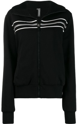 NO KA 'OI No Ka' Oi oversized zip-up hoodie