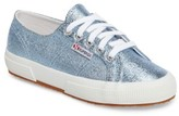 Superga Women's 2750 Metallic Sneaker