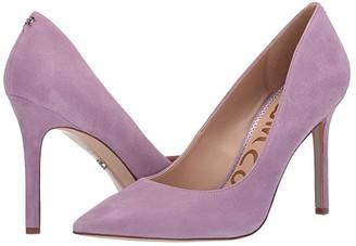 Sam Edelman Hazel (Smokey Blue Suede Leather) Women's Shoes