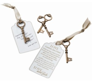 Lillian Rose 24 Christian Guest Signing Key Tags