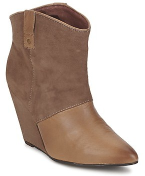 Koah LIBERTY women's Mid Boots in Brown