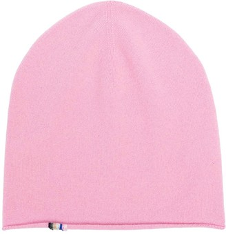 Extreme Cashmere Rolled-Edge Beanie