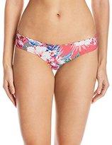 Rip Curl Women's Snow Lotus Revo Pant Bikini Bottom
