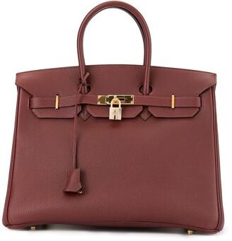 Hermes Pre-Owned 2004 Birkin 35 hand bag