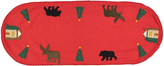 Red Deer & House Table Runner