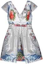 Piccione Piccione Short dresses - Item 34766735