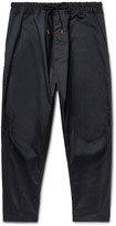 Nike - Nikelab Acg Stretch-cotton Drawstring Trousers