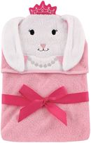 Baby Vision Hudson Baby® Bunny Hooded Towel in Pink