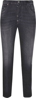 DSQUARED2 Stone-washed Jeans
