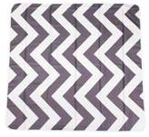 Prince Lionheart Chevron Catchall Floor Mat in Grey