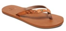 Roxy Liza Iii Flip-Flop Sandals Women's Shoes