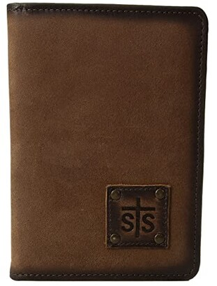 STS Ranchwear Magnetic Wallet/Travel/Passport Case