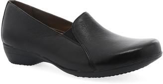 Dansko Leather Comfort Shoes - Farah